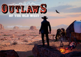 Постер Outlaws of the Old West